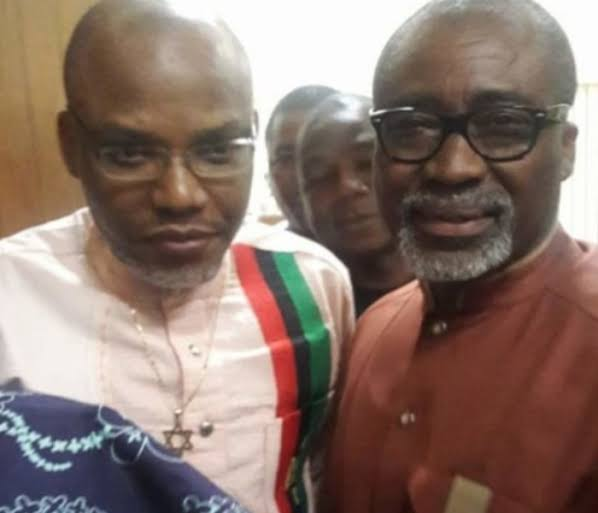 Photo of Abaribe Writes Nigerian-Israeli Ambassador Over Nnamdi Kanu