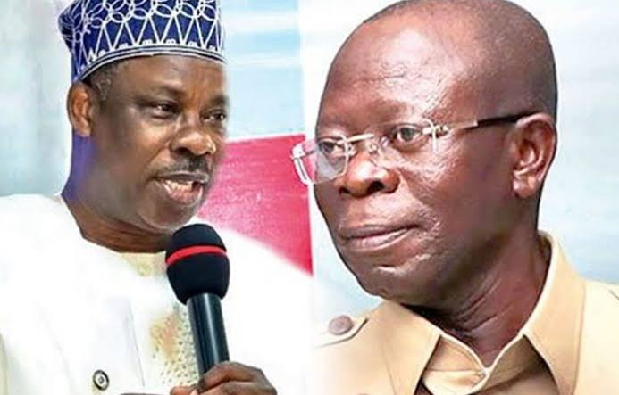 Photo of You Can't Dissolve Us – Ogun APC Tells Oshiomhole, NWC