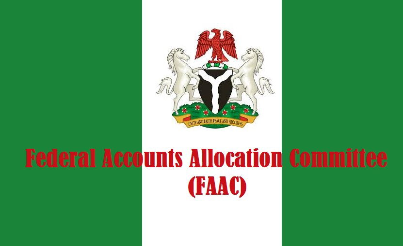 Photo of FAAC: FG, States, LGs share N788bn for a month of October