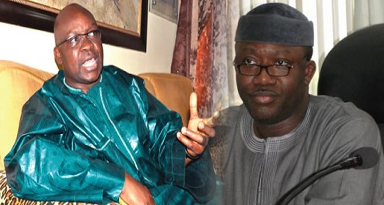 Photo of Fayose, Fayemi trade words over the attack on ex-governor