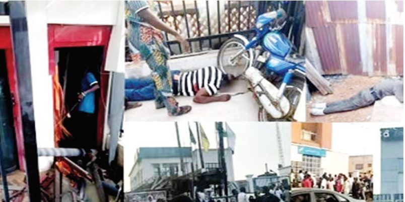 Photo of Robbers Attacks 7 Banks In Ile- Ife As Police, Vigilante Boys Foil