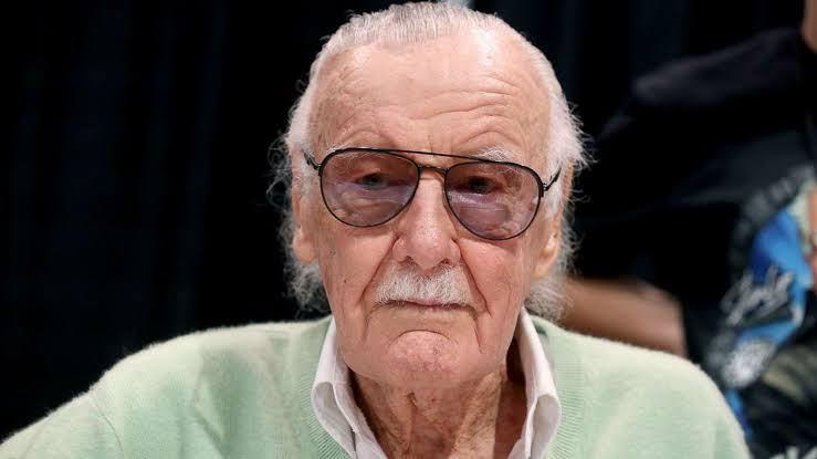 Photo of Popular American Comic Book Writer, Stan Lee, Is Dead