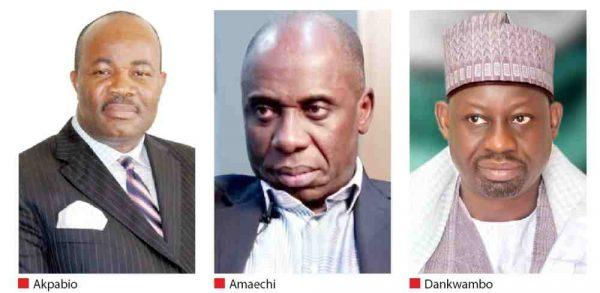 Photo of 2019 Elections: New godfathers emerge