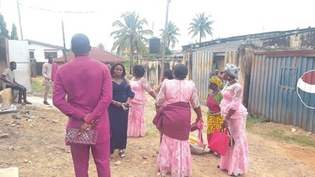 Photo of Confusion As Bride's Father Cancels Wedding On D-day In Ibadan