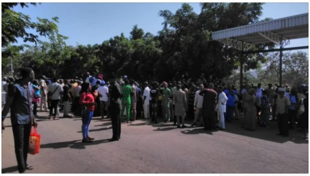 Photo of NASS Staff Strike: Workers Cut Off Water, Power Supplies To National Assembly