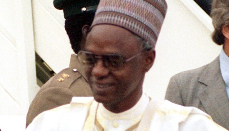 Photo of BREAKING: First civilian president, Shehu Shagari, is dead