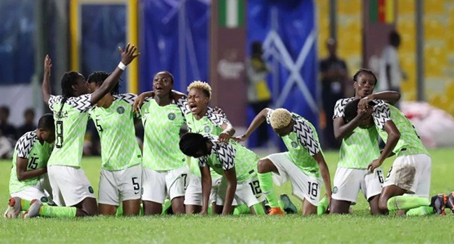 Photo of Women's World Cup: Super Falcons Protest Over Unpaid Bonuses, Refuse To Leave Hotel