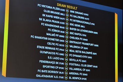 Photo of Europa Draw: Chelsea, Arsenal know Europa League opponents