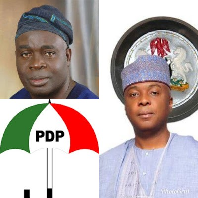 Photo of Factional PDP Emerges In Kwara, Fields Candidates For Election
