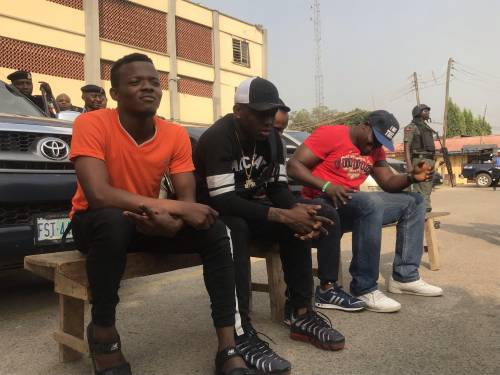 Photo of Police Arrest Popular Musician, Small Doctor