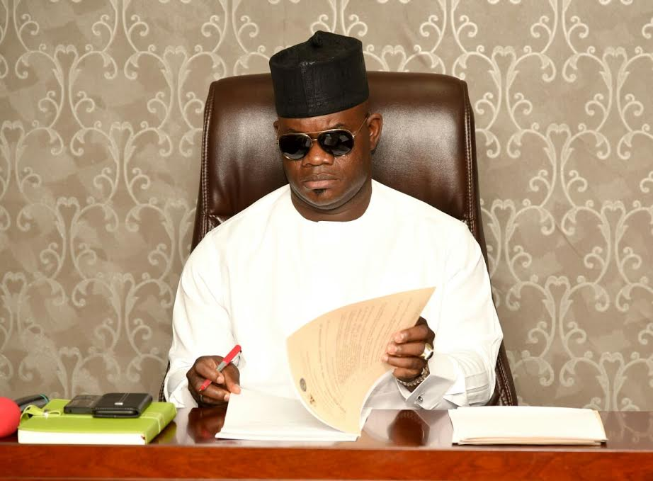 Photo of Budget 2019: Yahaya Bello Presents N146.7bn To Kogi Assembly