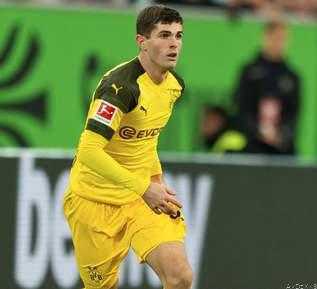 Photo of Chelsea Signs Christian Pulisic From Borrusia Dortmund
