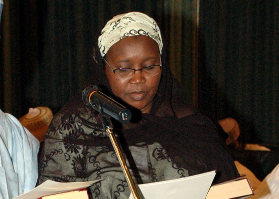Photo of INEC: I Am Not Buhari's Relation – Amina Zakari Speaks