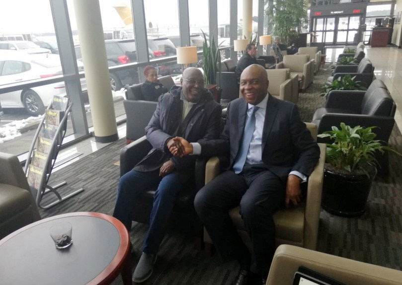 Photo of Atiku visits the US after 12 years