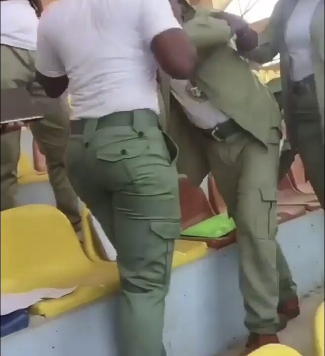 Photo of NYSC Members Fight Over Respect In Ekiti