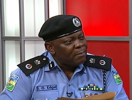 Photo of Lagos Police Commissioner, Imohimi Edgal, Redeployed