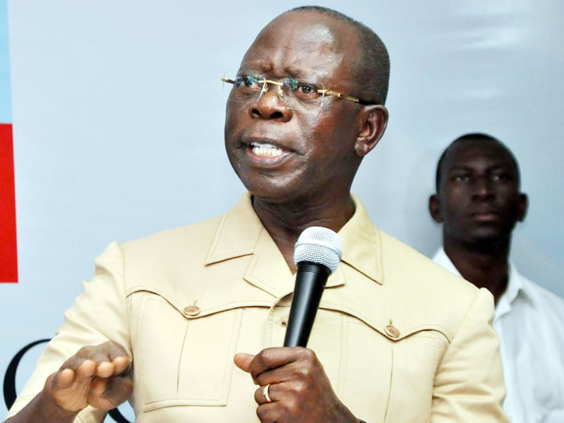 Photo of APC will not share power with PDP in 9th House of Reps – Oshiomhole
