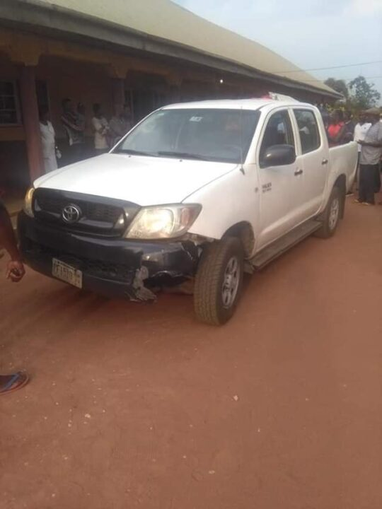 Photo of Driver Crushes Two Secondary School Students To Death In Anambra