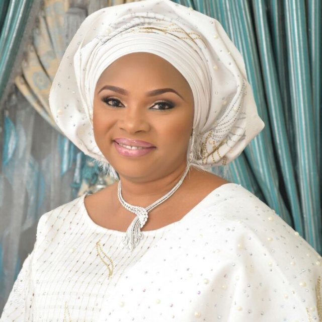 Photo of Kogi Governor's Wife Involved In A Motor Accident Where Osinbajo's Chopper Crashed