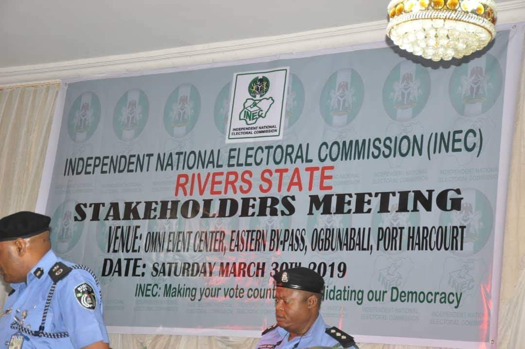 Photo of Rivers Governorship Election: INEC Releases 17 LGAs with Complete Collated Results