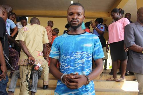 Photo of Court Sentences Killer Boyfriend Of Ondo Deputy Governor's Daughter To Death By Hanging