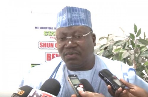 Photo of Struggle For Senate Presidency Intensifies, Lawan Meets APC Governors