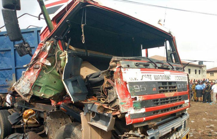 Photo of Seven Killed As Truck Plunged Into River In Kogi