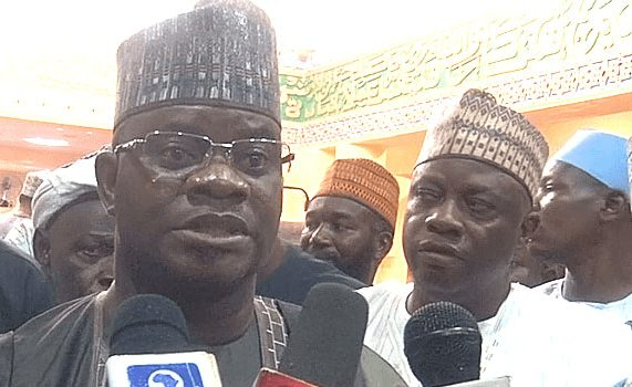 Photo of Kogi Governorship: Yahaya Bello Declares Intention For Second Term