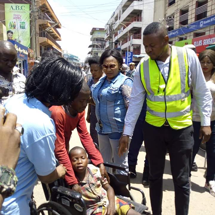 Photo of Anambra Removes Over 100 Beggars , Mentally Challenged Persons From The Streets