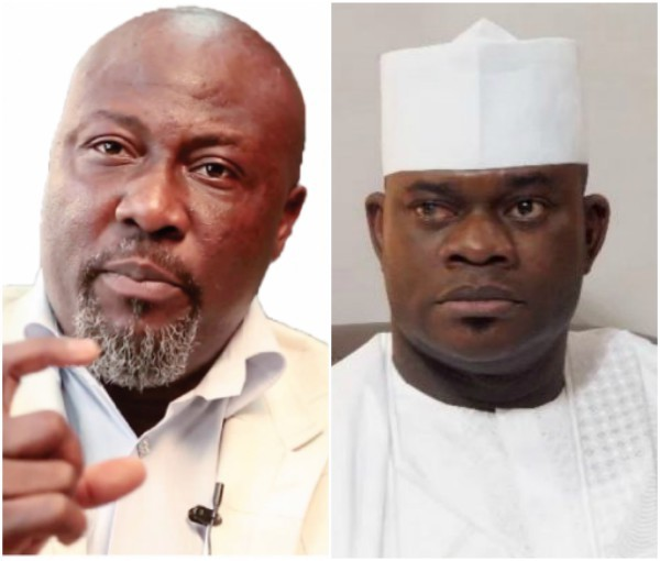 Photo of Kogi Election: I'm better in bed than Governor Yahaya Bello – Dino Melaye boasts