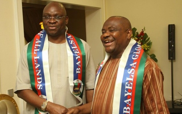 Photo of Rivers Election: Fayose Mocks Opposition As Wike Defeats Awara