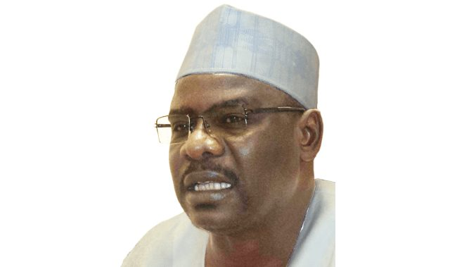 Photo of BREAKING:Ndume arrives National Assembly