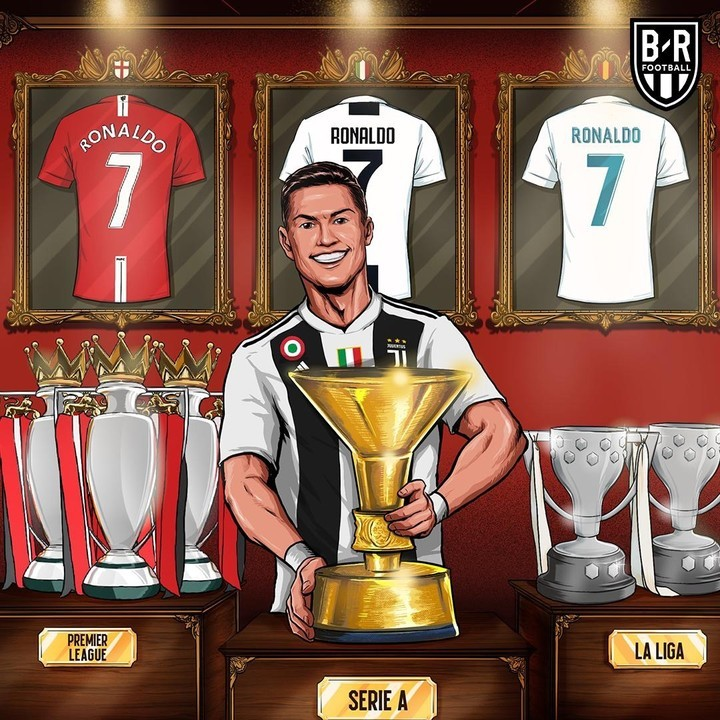 Photo of Cristiano Ronaldo Becomes First Player To Win All Three Major Leagues