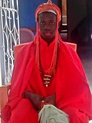 Photo of 16 Years Old Crowns As New Monarch In Ondo