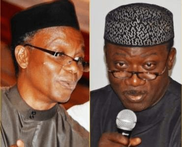 Photo of Fayemi, El-Rufai Knows Fate Today on Governors Forum Chairmanship Position