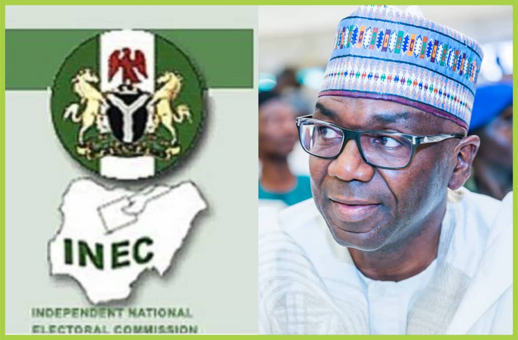 Photo of Tribunal never asked us to produce Kwara Gov-elect certificate – INEC