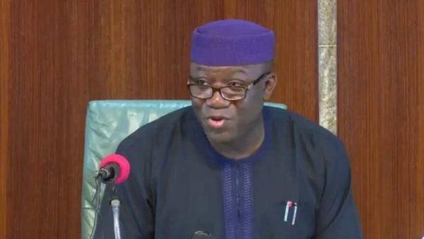 Photo of Fayemi speaks on appointment as NGF Chairman
