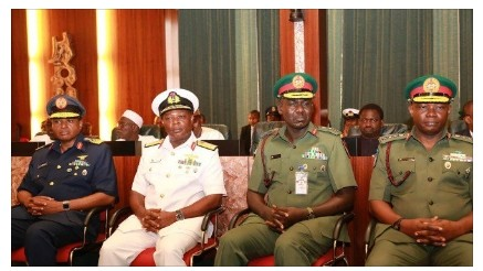 Photo of We are Not Planning To Overthrow Buhari – Military