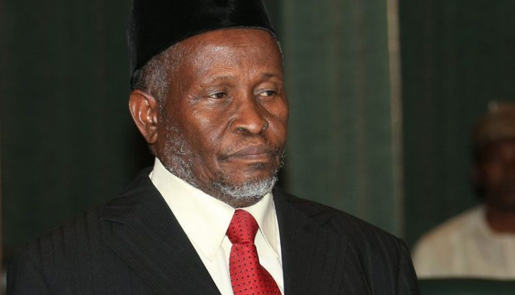 "Photo of Court Dismisses Suit Against Acting CJN, Tanko Over ""Age Falsification"""