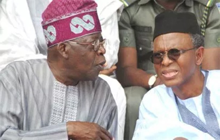 Photo of Tinubu: Again, APC blasts El-Rufai for insisting godfathers in Lagos must be retired
