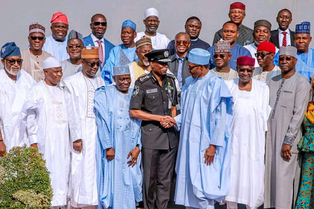 Photo of BREAKING: Buhari Confirms Adamu Mohammed As Inspector General Of Police