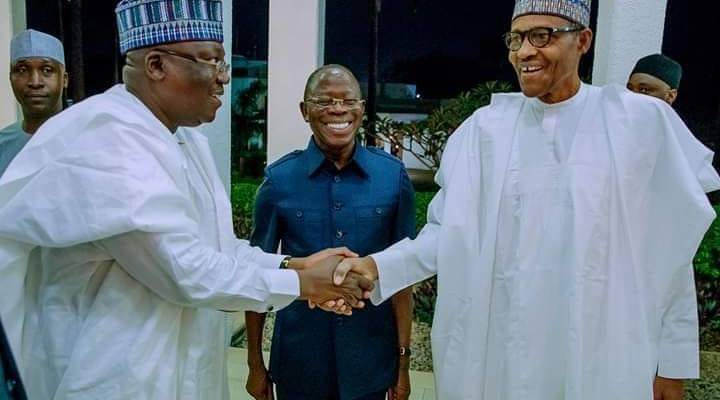 Photo of Buhari Won't Interfere In 9th NASS Leadership Tussle – Presidency