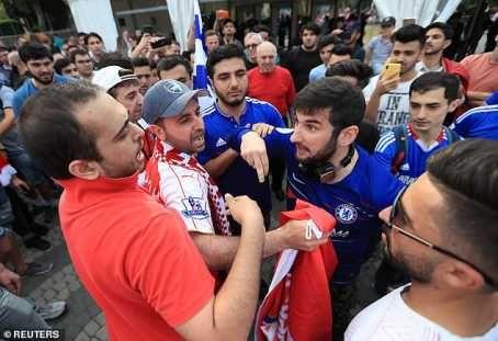 Chelsea vs Arsernal