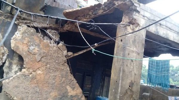 Photo of Another Building Collapses In Onitsha, Five injured