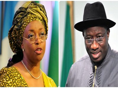 Photo of Ex-President Jonathan, Diezani received bribes – FG tells London court