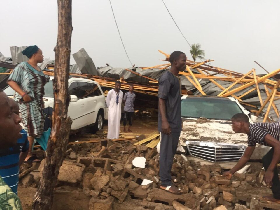 Photo of Rainstorm Destroys Osun Monarch's Palace