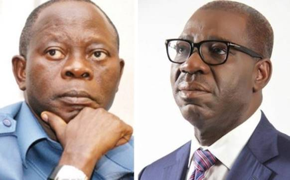 Photo of APC Blows Hot, Warns Gov Obaseki Over Attacks On Oshiomhole