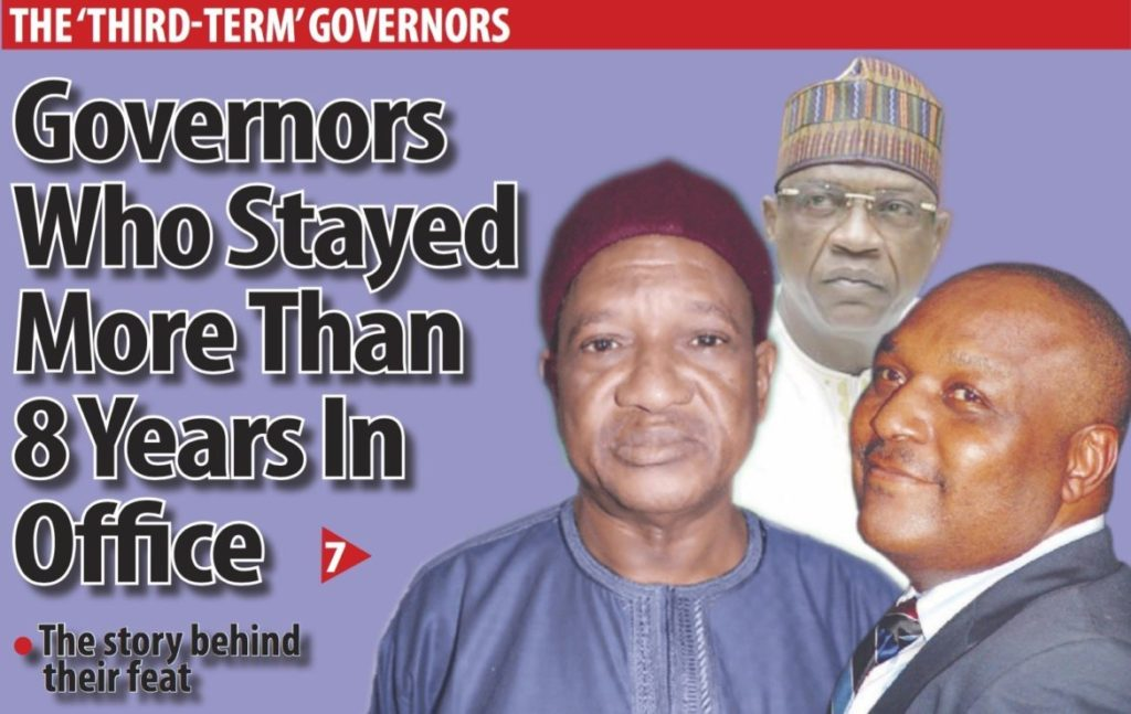 Photo of Nigerian Governors Who Stayed More Than 8 Years In Office
