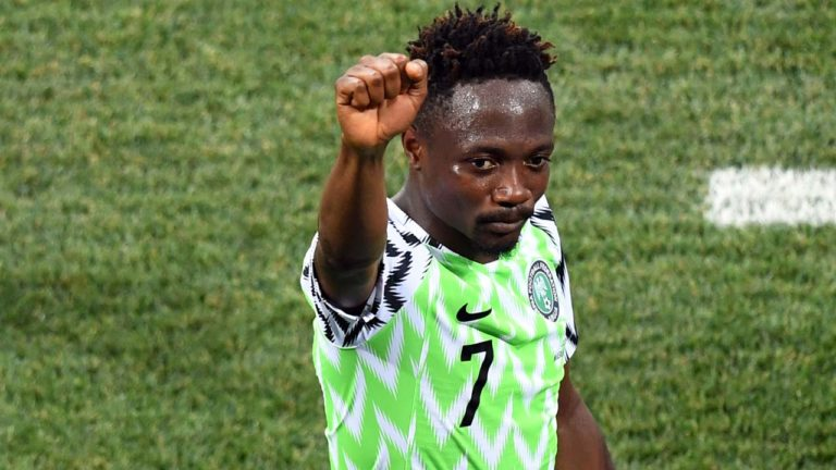 Photo of I Forced My Coach To Play – Ahmed Musa