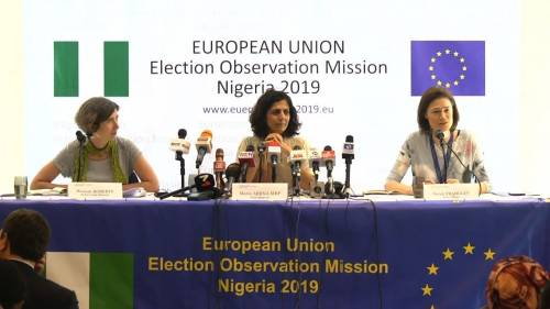 Photo of 2019 Presidential Poll Not Transparent, Marred By Violence, Intimidation – EU